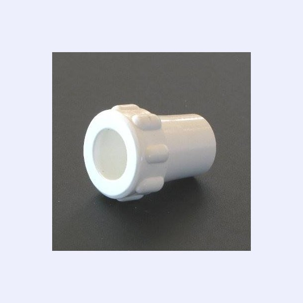 Adapter t. sugehane 15/11 hvid